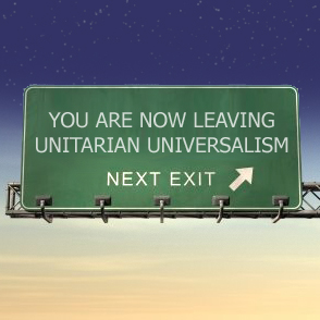 UU Exit Sign
