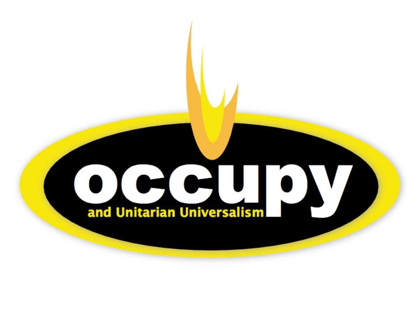Occupy and Unitarian Universalism