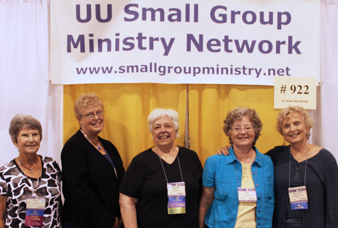 UU Small Group Ministry Network