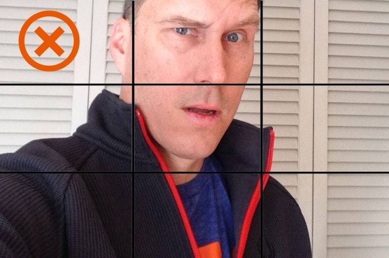 Framing your shot