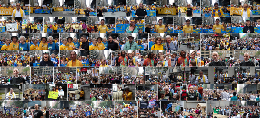 Help us identify and retweet your UU climate march photos!