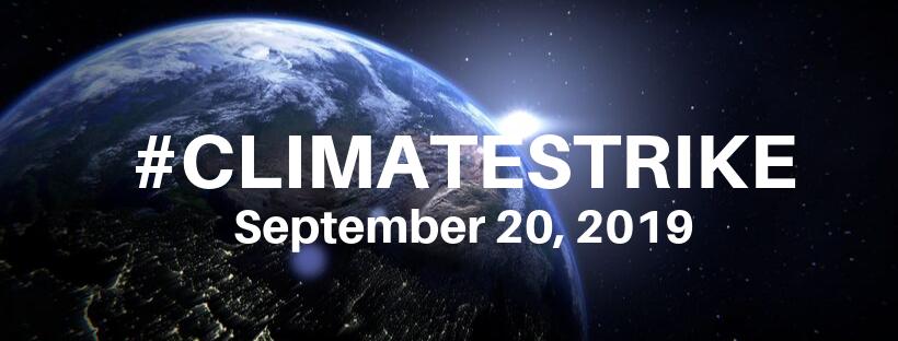 #CLIMATESTRIKE
